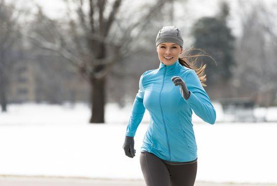 on sale 60ef3 31ce9 Come vestirsi in inverno per allenarsi all'aperto. – Very ...
